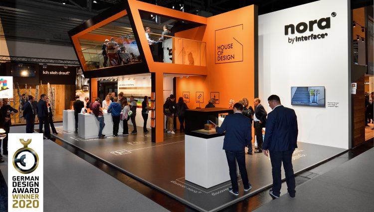 Kopfstand - Doppelstock Nora Systems GmbH Bau 2019, München 84m²