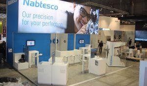 Nabtesco_Precision_Europe_EMO_Mailand_2015