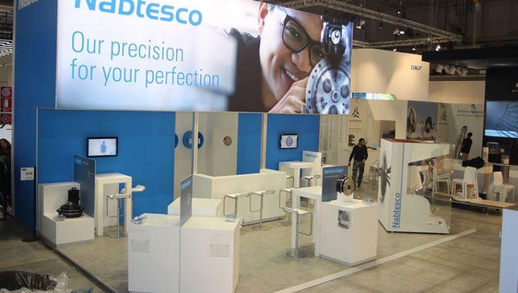Nabtesco_Precision_Europe_EMO_Mailand_2015_teaser